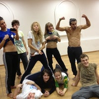 Photo taken at Moscow Dance Centre NRG by Catharina Pirata on 11/8/2012