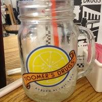 Photo taken at Toomer's Corner by Rachel M. on 10/13/2012