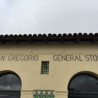 Photo taken at San Gregorio General Store by Stephen R. on 10/15/2016