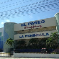 Photo taken at El Paseo Shopping by Christian I. on 3/30/2013