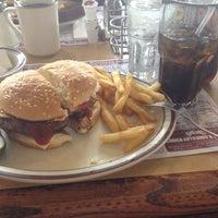 Photo taken at Stratford Diner by Alisa F. on 10/19/2013