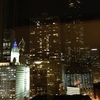 Photo taken at Homewood Suites by Hilton Chicago-Downtown by Brian M. on 11/14/2012