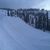 Photo taken at A51 Terrain Park by Brian M. on 3/27/2016