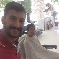 Photo taken at By Şahin Erkek Kuaförü by Umut B. on 7/6/2016