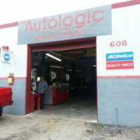 Photo taken at AutologicService Center of Fort Lauderdale by Michael Y. on 6/4/2013