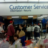 Photo taken at Walmart by Just T. on 3/4/2013