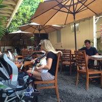 Photo taken at Café des Amis by Alan J. on 7/21/2014