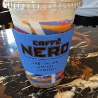 Photo taken at Caffè Nero by Alan J. on 6/19/2014