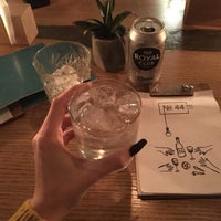 Photo taken at №44 Tart Flambe & Bar by Sofia G. on 11/3/2017