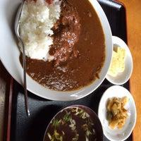 Photo taken at うめよし by さとぱん on 4/28/2014