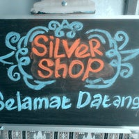 Photo taken at Silver shop by Mariano T. on 7/21/2015