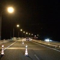 Photo taken at 中央道 41KP付近 by Aki S. on 9/2/2014