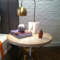 Photo taken at DwellStudio Flagship Store by sheena m. on 9/24/2012