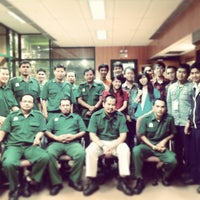 Photo taken at PT. Riau Andalan Pulp and Paper (RAPP) by Anton C. on 3/11/2013