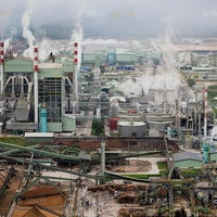 Photo taken at PT. Riau Andalan Pulp and Paper (RAPP) by Anton C. on 3/18/2013