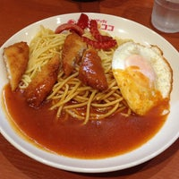 Photo taken at パスタ・デ・ココ 中川区打出店 by ばぁのすけ39号 on 11/25/2013