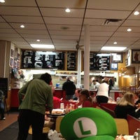 Photo taken at T. Anthony's Pizzeria by Eric O. on 10/26/2012