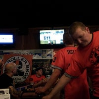 Photo taken at Arena Sports Bar by Aaron A. on 5/17/2014