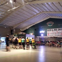 Photo taken at 7 Flags Event Center by Aaron A. on 6/22/2013