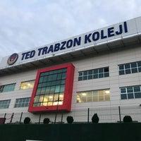 Photo taken at TED KOLEJİ by 🇹🇷✌🏼BaRıŞ✌🏼🇹🇷 on 12/28/2017
