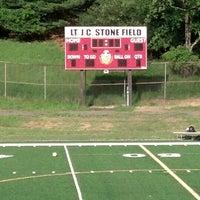 Photo taken at Lt. JT Stone Field by Michelle K. on 5/29/2013