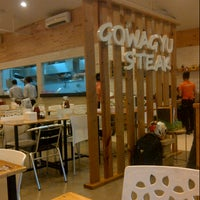 Photo taken at Gowagyu Steak by Ruth M. on 8/18/2013