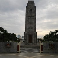 Photo taken at National Monument (Tugu Negara) by Norien S. on 1/19/2013