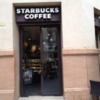Photo taken at Starbucks Avda Constitución 11 by Hisao S. on 11/25/2012