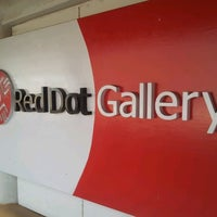 Photo taken at Red Dot Gallery by Sam A. on 12/16/2012