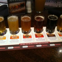 Photo taken at Rock Bottom Restaurant & Brewery by Daniel R. on 5/25/2013