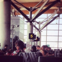 Photo taken at Gate 5 by Afif A. on 6/9/2013
