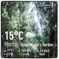Photo taken at SmartMicha's Garden by SmartMicha on 8/26/2013