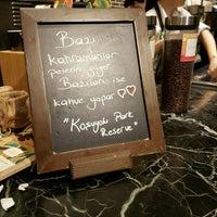 10/2/2016 tarihinde Ahmet Oğuz K.ziyaretçi tarafından Starbucks Reserve'de çekilen fotoğraf