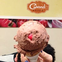 Photo taken at Grand Gelato by May L. on 8/31/2013