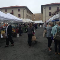 Photo taken at Fort Mason Farmers' Market by May L. on 6/23/2013