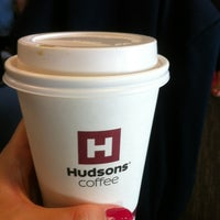 Photo taken at Hudsons Coffee by May L. on 11/27/2012
