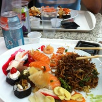 Photo taken at Yan Ping Express by Karla Rodrigues A. on 9/29/2012