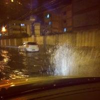 Photo taken at Avenida Santa Leopoldina by Karla Rodrigues A. on 11/21/2012