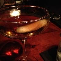 Photo taken at Bathtub Gin & Co. by Elizabeth C. on 2/9/2013
