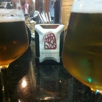 Photo taken at Cerveceria Max by Tania T. on 3/8/2013