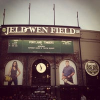 Photo taken at Providence Park by Wil K. on 3/10/2013