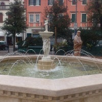 Photo taken at Piazza Del Duomo O Delle Grazie by Maurizio G. on 1/19/2013