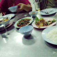Photo taken at ร้านจ๊ะเอ๋ by guessy y. on 9/19/2012