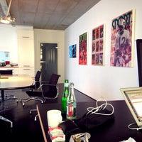 Photo taken at Httpool Berlin Office by Miki D. on 10/2/2013