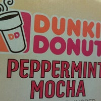Photo taken at Dunkin' Donuts by Shawn M. on 10/29/2012