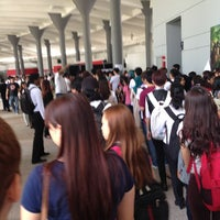 Photo taken at CLC Concourse by Cindy O. on 3/11/2013