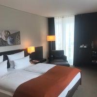 Photo taken at Atlantic Grand Hotel Bremen by МариКо on 4/19/2017