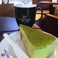 2/17/2013 tarihinde İzzet U.ziyaretçi tarafından Gloria Jean's Coffees'de çekilen fotoğraf