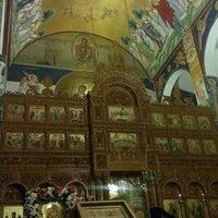 Photo taken at كنيسة دخول السيد إلى الهيكل by Khalil W. on 4/10/2013