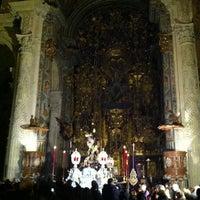 Photo taken at Iglesia del Salvador by Rafael H. on 2/16/2013